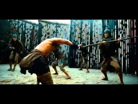 Ong Bak 3 Fight Scene - Tony Jaa