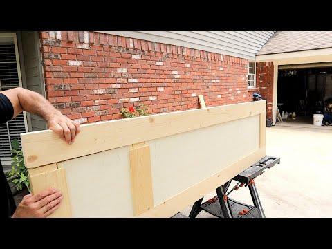 DIY Rustic Barn Doors That Last