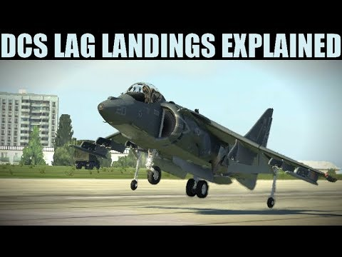 Ugly Lag Landings & General Latency Issues In DCS Explained | DCS WORLD