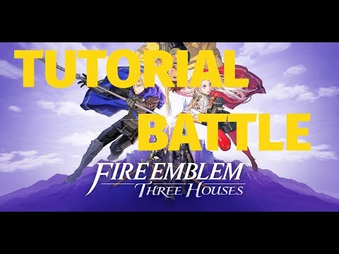 People Are Loving The Tutorial in This Fire Emblem: Three Houses Gameplay Video