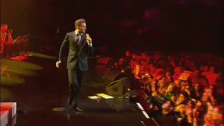 Michael Bublé - Crazy Little Thing Called Love at Madison Square Garden [ Live ]