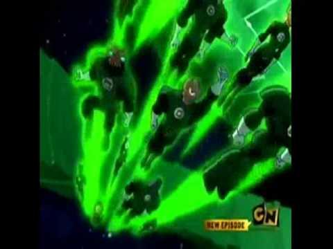 The Ultimate Green Lantern Tribute