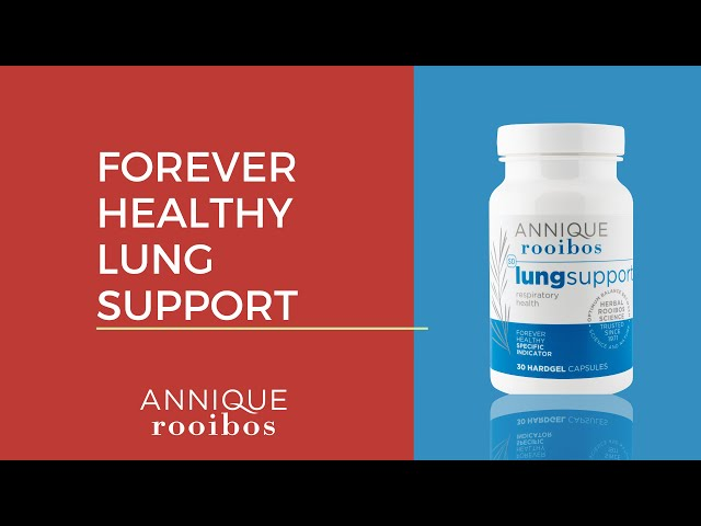 Lung Support Testimonial | Magdel Vos