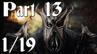 Skyrim Walkthrough - Part 13 - Dragonborn DLC [1/19] (PC Gameplay / Commentary)