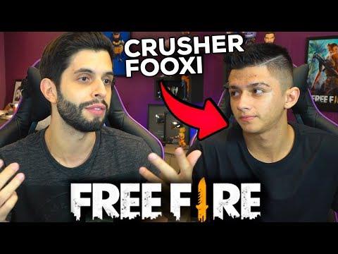 A GRANDE REVELAÇÃO!!! MEU NOVO TIME PROFISSIONAL DE FREE FIRE!