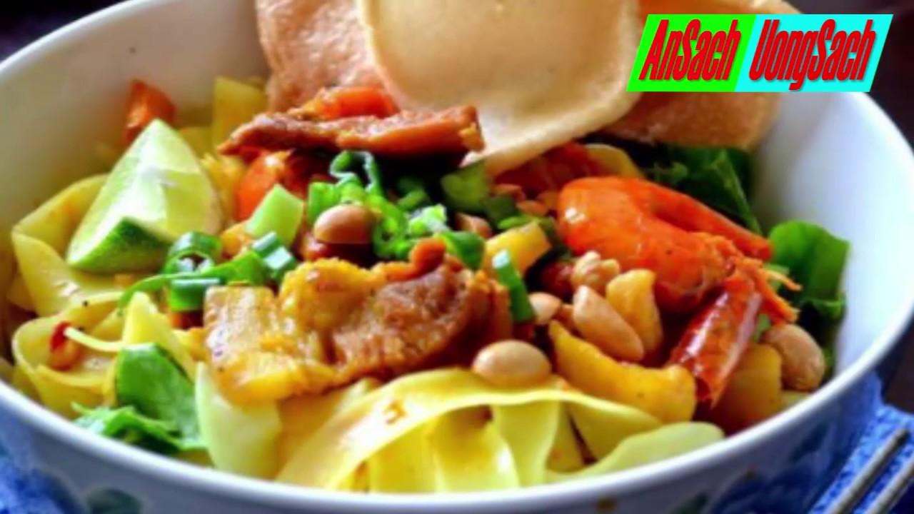 Điểm danh món ăn giữ kỉ lục châu á - Mì Quảng: Ăn sạch uống sạch