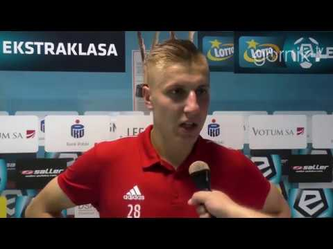 Maciej Ambrosiewicz o meczu z Miedzią (05.08.2018)