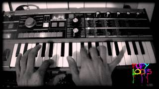 The World Alive - 2012 (Synth Cover)