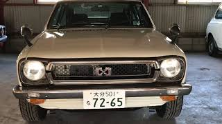 Nissan cherry X1-R 1974