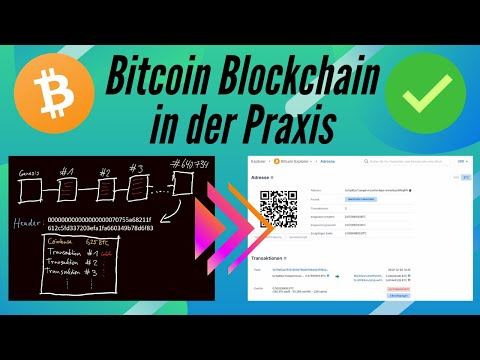 Bitcoin Block Explorer Einfach Erklärt