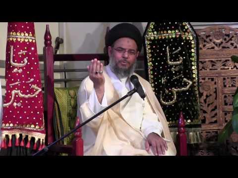 2017 Jashn e Mawlud e Ka'ba 13 Rajab | Ayatullah Sayed Aqeel Algharavi