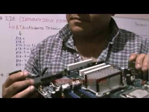 Ensamblado de PC Compatible con Procesador Core i5 - Teoria - Parte 3