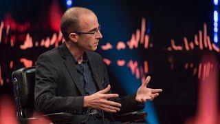 Yuval Noah Harari | Interview | Skavlan