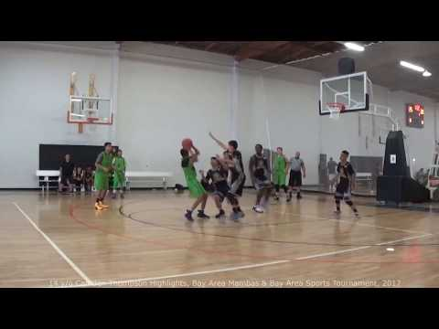 Camden Thompson Highlights, Bay Area Mambas & Bay Area Sports Tournaments