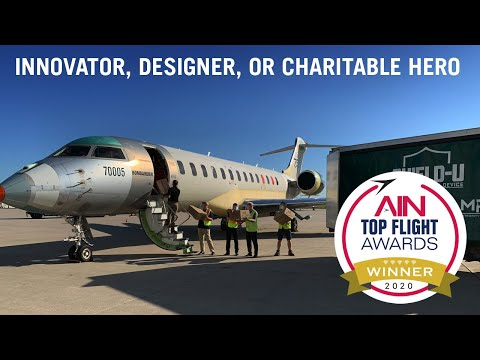 Announcing the Top Flight Awards Innovator, Designer, or Charitable Hero Category Winner – AIN