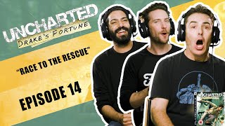 Uncharted Drake's Fortune | The Definitive Playthrough - 14 (Nolan North, Troy Baker, Rahul Kohli)