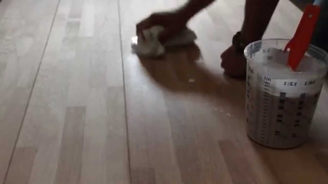 Comment huiler son parquet huile solid 39 oil youtube - Puce de parquet traitement ...