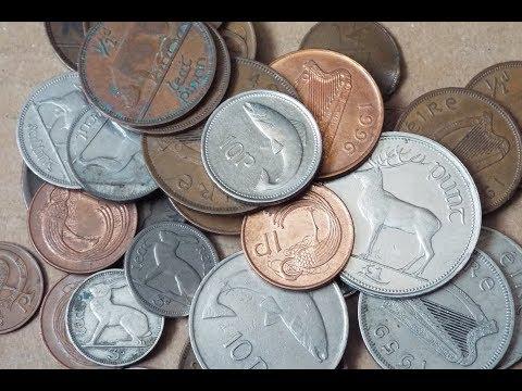 Irish Coin Collection (2018)