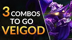 The Trick to CARRYING as VEIGAR - Combo Guide | League of Legends Gameplay