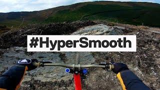 GoPro: HERO7 Black #HyperSmooth - Dan Atherton Wales Downhill MTB in 4K