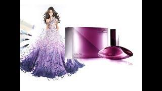 Reseña de perfume Euphoria Forbidden de Calvin Klein.
