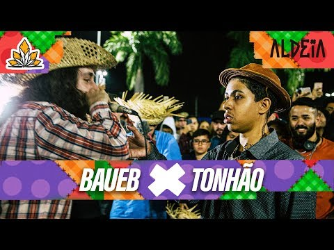 TENTE NÃO RIR Mike x Baueb  150ª Batalha da Aldeia  EDIÇÃO JUNINA   Barueri  SP