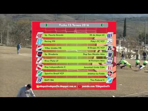 El Deportivo tv P17B03 - Posiciones, Goleadores #Fecha14 y próxima fecha