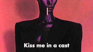 Art Groupie - Grace Jones (Lyrics)
