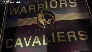 2017 NBA Finals: Game 3 Intro | GSW vs CLE |