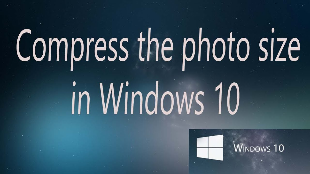 how to change the size of a photo on windows