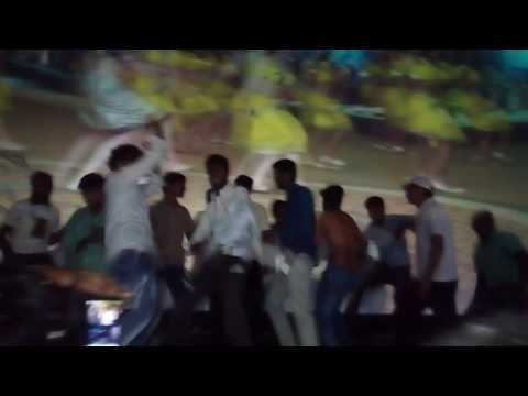 Mega star craze in Bangalore chandrodaya theater
