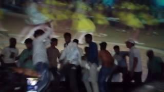 Mega star craze in Bangalore chandrodaya theater
