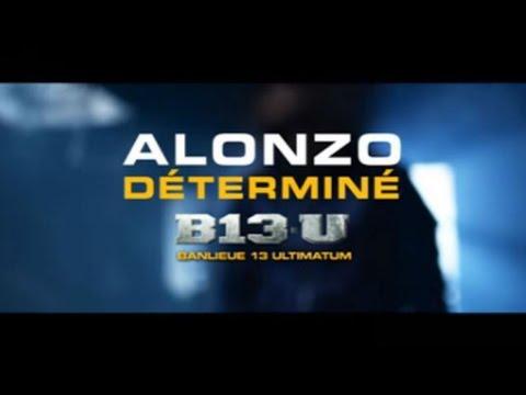 Alonzo - Déterminé (Clip Officiel) [Extrait de la B.O du film Banlieue 13]
