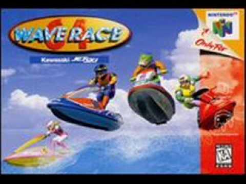 Wave Race 64 (Music) - Sunset Bay