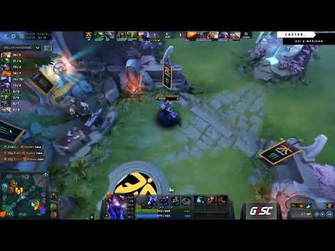 Fnatic Vs VGJ Thunder   Game 1   GESC: Indonesia Dota2 Minor