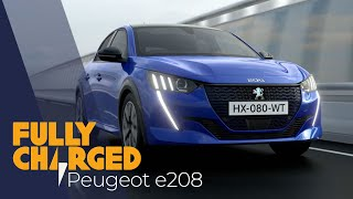 Peugeot E208 | Fully Charged