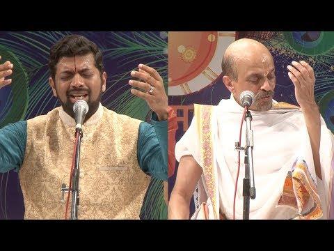 Svaralankara-9th Annual Music Festival 2018-Carnatic Vocal by Sriram Parthasarathy and Vidyabhushana