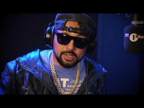 Sean Paul In Depth with DJ Target