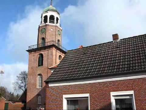 Jemgum Ostfriesland: Glocken der Evangelisch Reformierte Kirche (Plenum)