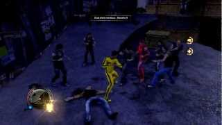 Sleeping Dogs: Bruce Lee Style!