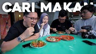 CARIMAKAN: Sate Padang vs Sate Madura