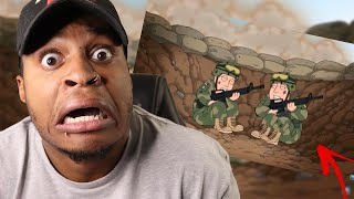 FAMILY GUY ROASTED AMERICA!!! Family Guy Roasting Everything American