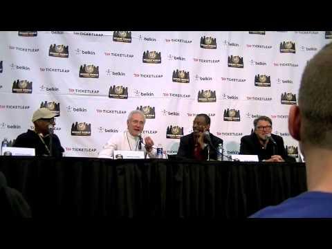 The Men of Star Trek TNG Comic Con Austin 10-28-12