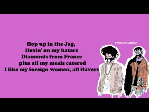 Ayo And Teo Im so lit right now LYRICS