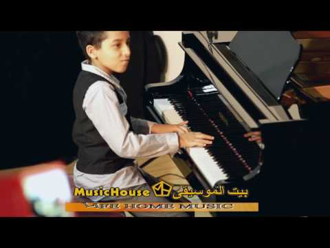 MUSIC HOUSE QATAR RECITAL PIANO 1