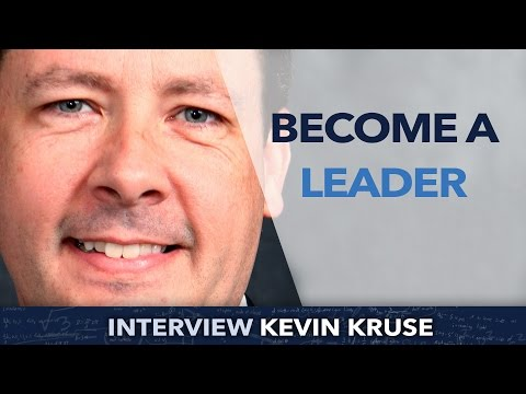 Become a LEADER ! - Kevin Kruse