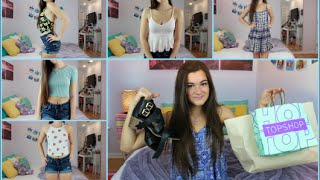 Summer Try-on Haul - Brandy Melville, TopShop, Urban Outfitters Thumbnail