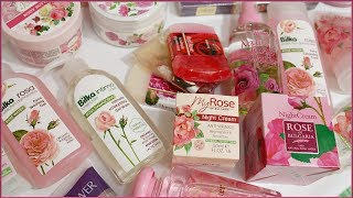 ENG: Beauty Haul - Rose Cosmetic Products from Bulgaria | 2018