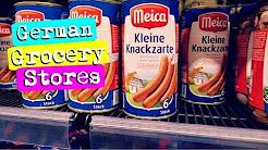 ? HOW EXPENSIVE IS GERMAN FOOD? German Grocery Store Tour + Vegan & Vegetarian Options! ?