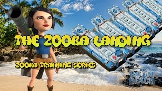 Boom Beach | How to Land Zookas